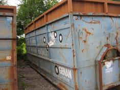 flis/skrot container