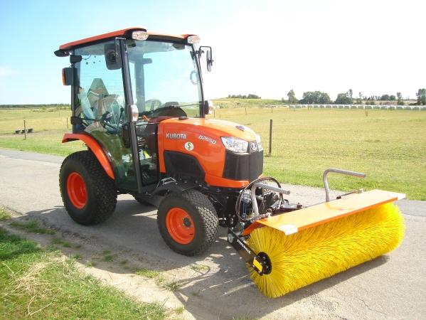 kompakt traktor til salg